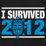 survived2012-Tee-shirts